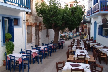 Old Village Alonissos!