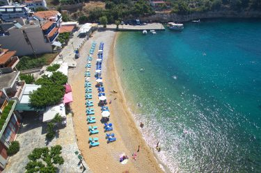 Marilena Apartments Beach!
