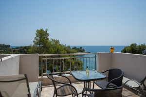 Marilena Apartments Studio Balcony!
