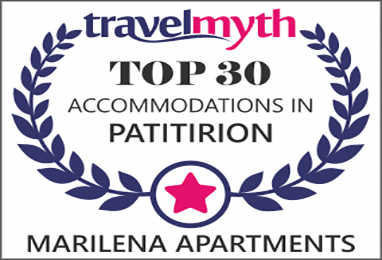 TravelMyth Top 30 Accomodation Award